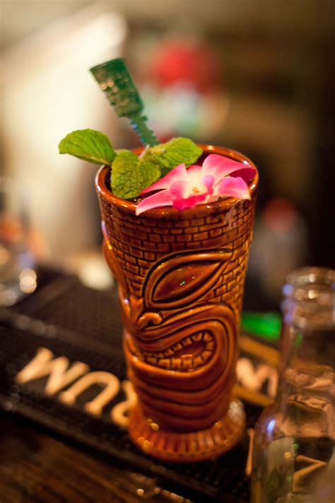 our house specials forbidden island tiki lounge