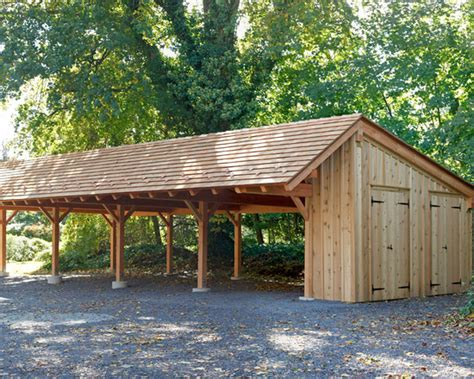 Wood Carport Kits Timber Carport Kits Home Design Ideas Pictures Remodel