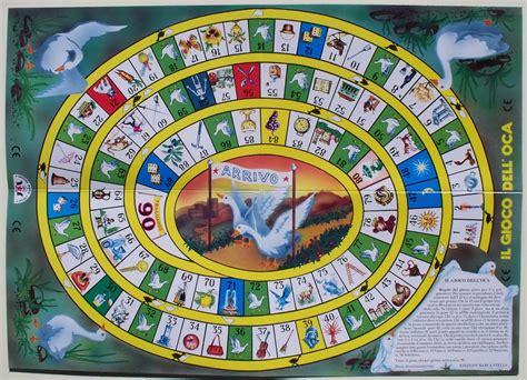 giochi delle il gioco dell oca anni70 net