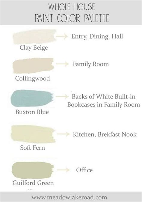 25 best ideas about house color palettes on interior house colors house paint