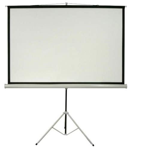Layar Proyektor 70 Inch Tipe Gantung jual world screen tripod 70 inch murah bhinneka