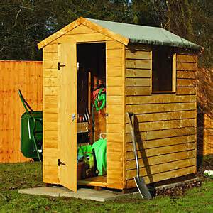 6 X 4 Shed Wickes by Timber Sheds Garden Sheds Buildings Gardens Wickes
