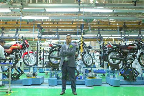 hero motocorp ap plant production to commence by dec 2018 hero motocorp inaugurates rajasthan plant