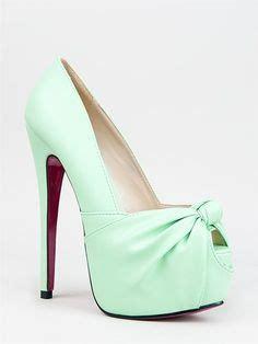 seafoam green high heels 1000 images about seafoam green on mint