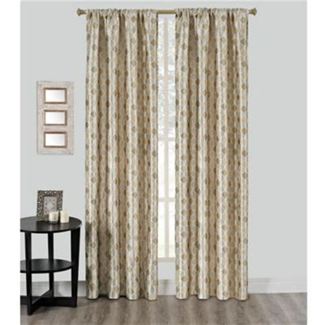 gold window curtains buy gold window curtain panels from bed bath beyond