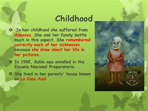 frida kahlo brief biography frida kahlo biography by isabel