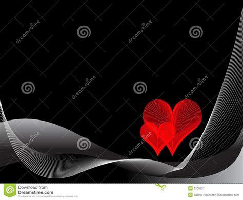 imágenes blanco negro y rojo fondo negro y rojo del amor ilustraci 243 n del vector