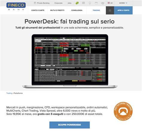 fineco mobile banking fineco come funziona il conto e il trading small
