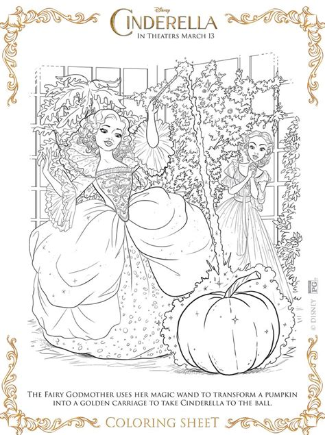 live coloring 97 best coloriages cendrillon images on