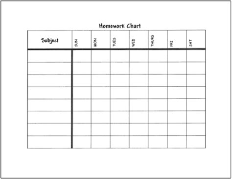 homework template for first grade new calendar template site