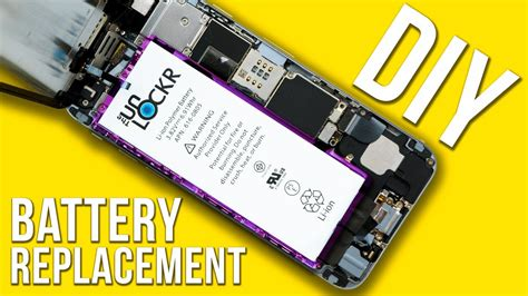 iphone 6 battery replacement diy iphone 6 battery replacement easy
