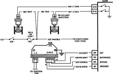 94 chevy s10 ignition module wiring diagrams 94 free