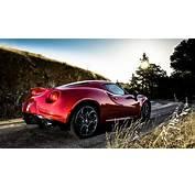 Full HD Wallpaper Alfa Romeo 4c R Roadster Side View