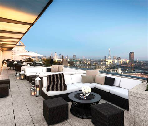 top london rooftop bars a brunch with a view at the radio rooftop bar luxurious