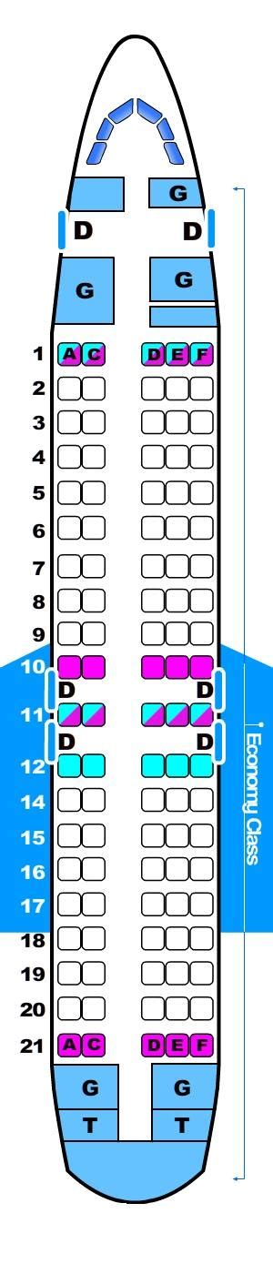 contact seats seat map contact air fokker 100 seatmaestro