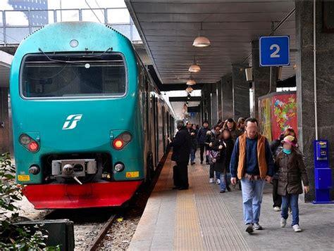 treno bergamo porta garibaldi guasto stazione garibaldi binario fuori servizio