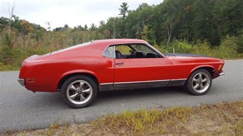 stick shift mustang 1970 ford mustang mach 1 351 v8 4 speed manual stick shift