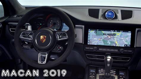 2019 Porsche Interior by Porsche Macan Interior 2019 Awesome Home