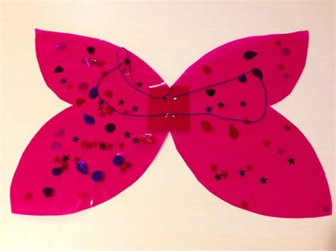 How To Make Paper Butterfly Wings - how to make butterfly wings wings wings