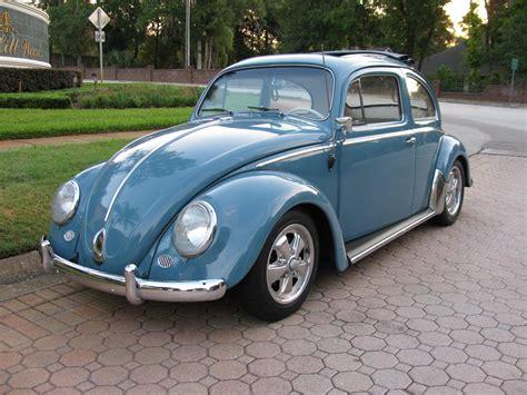 bmw volkswagen bug vw bugs 1958 volkswagen beetle ragtop sold vantage