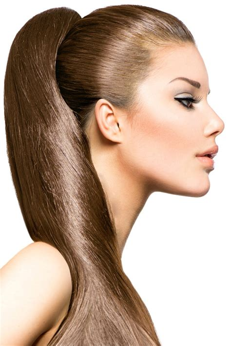 Hairclip Brown Light Brown 16 quot light ash brown clip in hair extensions strands