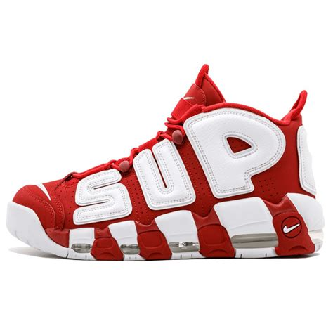 nike supreme air supreme x nike air more uptempo quot varsity quot