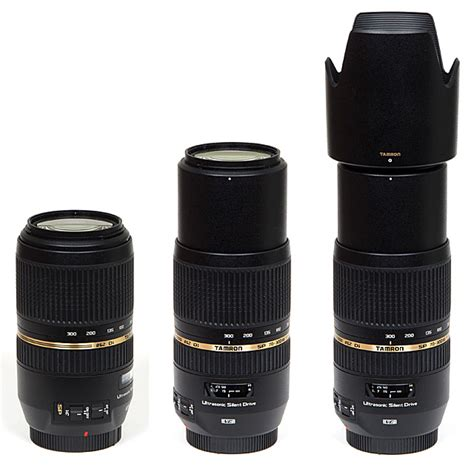 Tamron Sp Af 70 300mm F 4 5 6 Di Ld Macro For Nikon Pt Halo Data tamron af 70 300mm f 4 5 6 sp di vc usd eos
