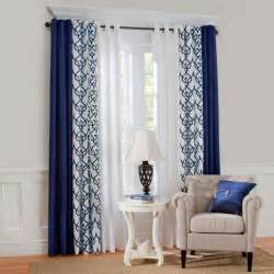 best ideas about layered curtains pinterest curtain new home designs latest