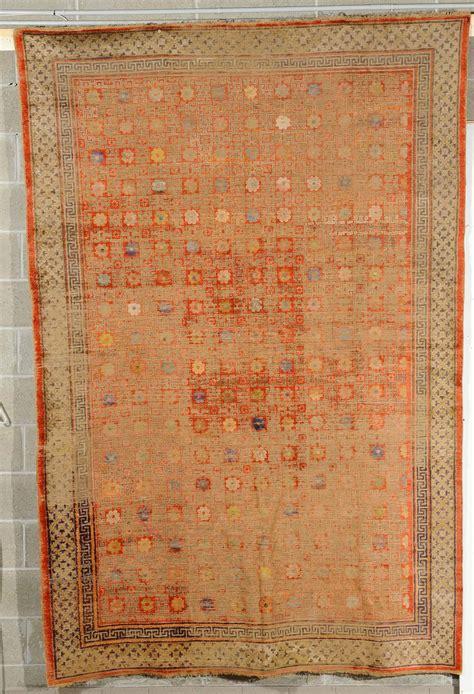 tappeto seta tappeto samarkanda in seta xix secolo tapis