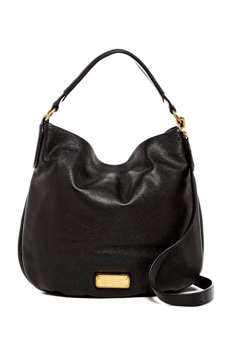 Marc Hobo by Marc By Marc New Q Hillier Leather Hobo