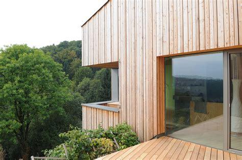Haus Mit Holzfassade by Holzfassade H 252 Llen Aus Holz M Haus Holzbauweise