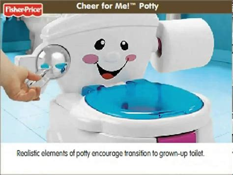 Diskon Potty Cheer For Me fisher price cheer for me potty
