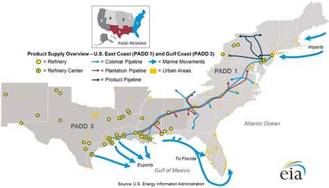 Rockx Ramones 3 Tx east coast and gulf coast transportation fuels markets