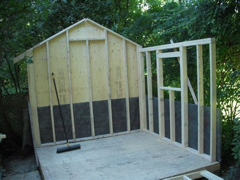 Shed Renovation by Nicks Shed Renovation Page 9 Framing Contractor Talk