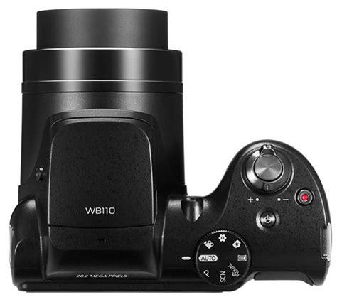 Kamera Samsung Wb110 bridge kamera samsung wb110 photoscala