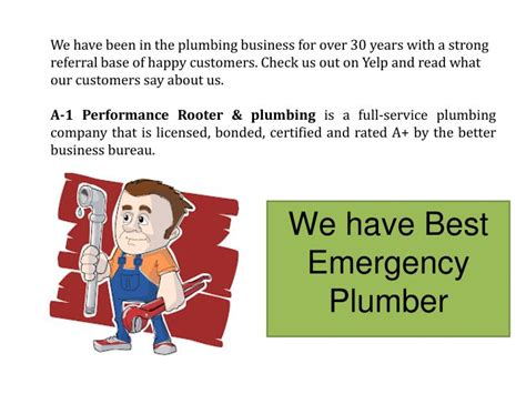 A 1 Plumbing Services by Ppt A 1 Plumbers Fast 24 Hour Emergency Plumbing Service
