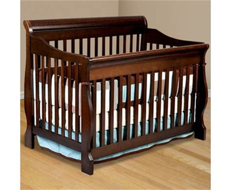Delta Canton 4 In 1 Convertible Crib Espresso Cherry Delta Baby Cribs And Baby Furniture Simply Baby Furniture