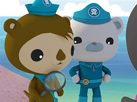 octonauts  lost sea star tv episode