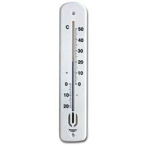 Hvac Design For Home 380mm wall thermometer celsius brannan