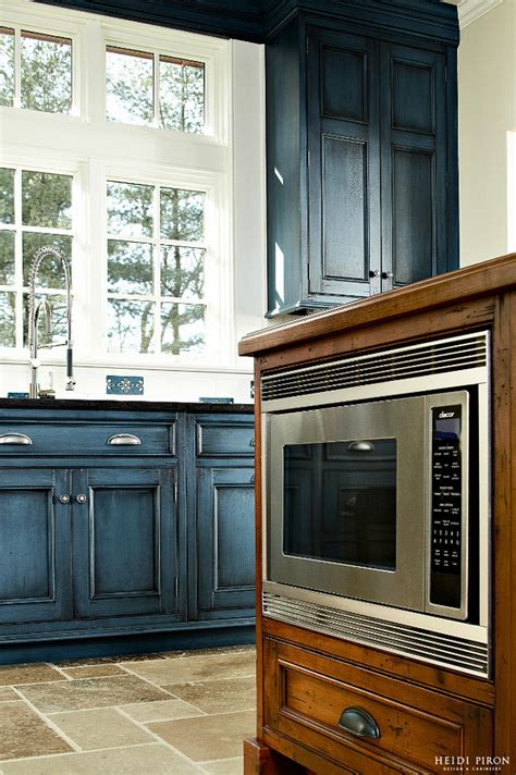 navy blue cabinet paint navy kitchen cabinet paint color home bunch interior