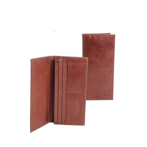 mens leather travel wallet by ashwood the shirt store