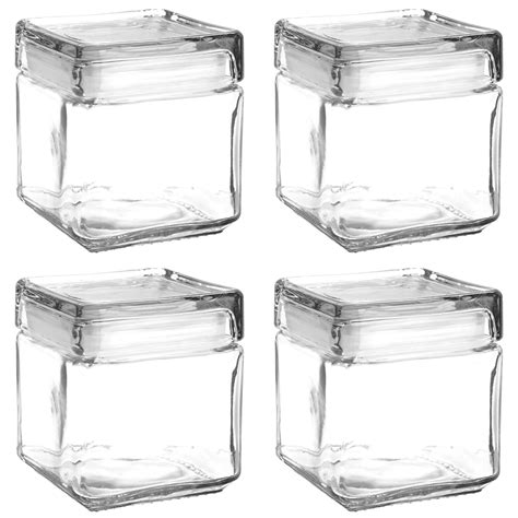 canisters stunning airtight glass canisters farmhouse