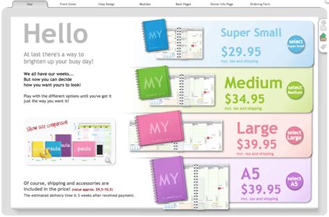 create your own personal planner personal planner review design your own planner inside out wendaful