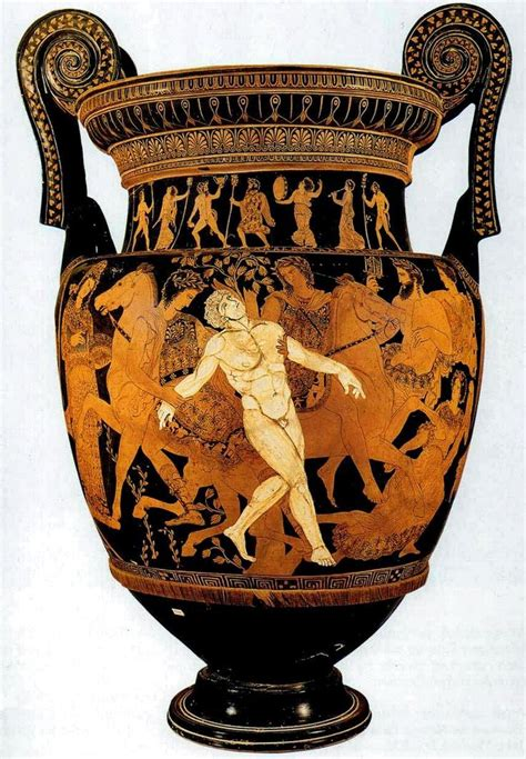 the of talos volute krater from 400 to 395 bc