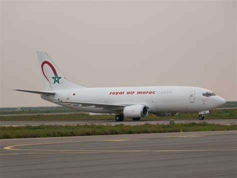 royal air maroc launches freighter service to casablanca from frankfurt airport air cargo