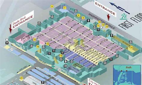 miami boat show floor plan boat show floor plan estars
