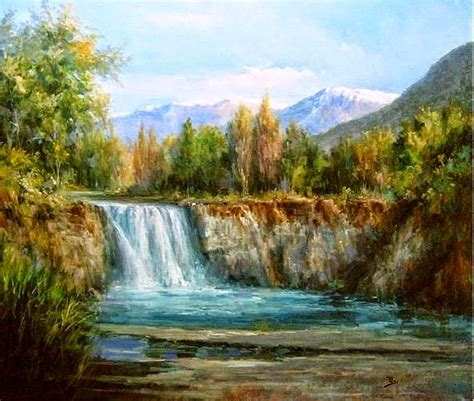 cuadros al oleo de paisajes cuadros modernos pinturas y dibujos pintores de paisajes