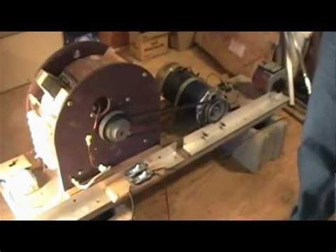 running kw  watt fuelless generator full