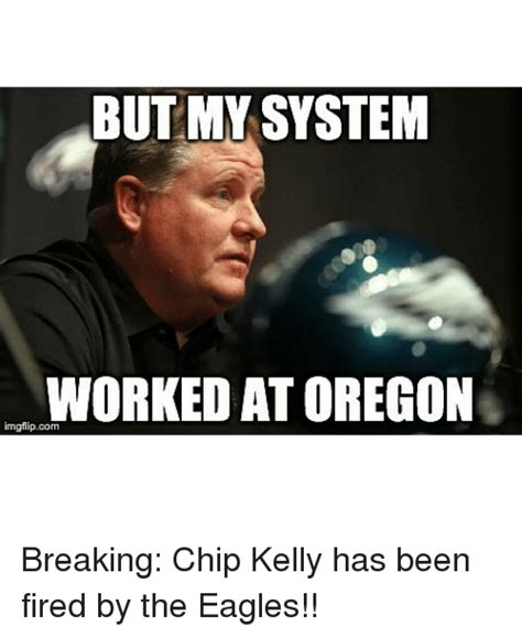 the nfl has gone from doubting chip kelly to trying to funny chip kelly memes of 2016 on sizzle college