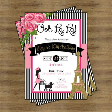 paris themed party entertainment ideas paris invitation paris theme party paris themed invitations